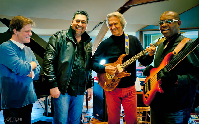 John McLaughlin & The 4th Dimension: Live at Ronnie Scott's