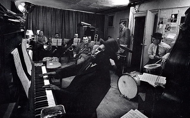 Crepuscule with Thelonious
