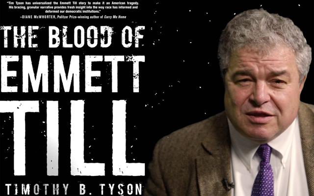 Timothy B. Tyson: The Blood of Emmett Till