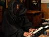 Gregory Lewis: Organ Monk Blue