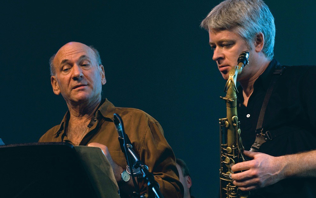 Liebman Murley Quartet: Live at U of T
