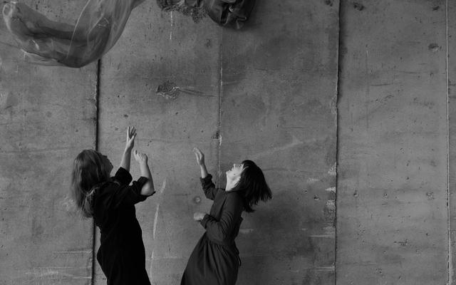 Nathalie Darche et Carine Llobet: Pétrole