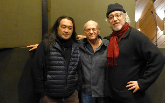 Dave Liebman  | Tatsuya Nakatani | Adam Rudolph: The Unknowable