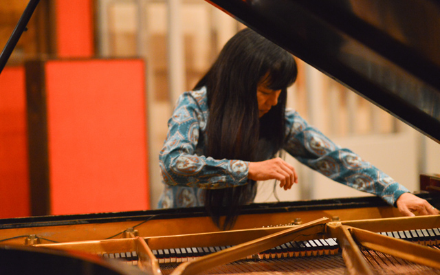 Satoko Fujii Turns 60: Q1