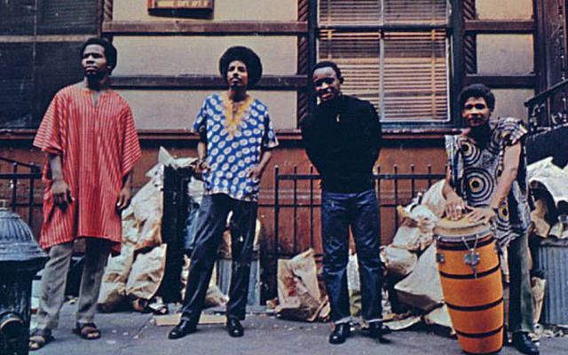 The Last Poets: Something to Die For