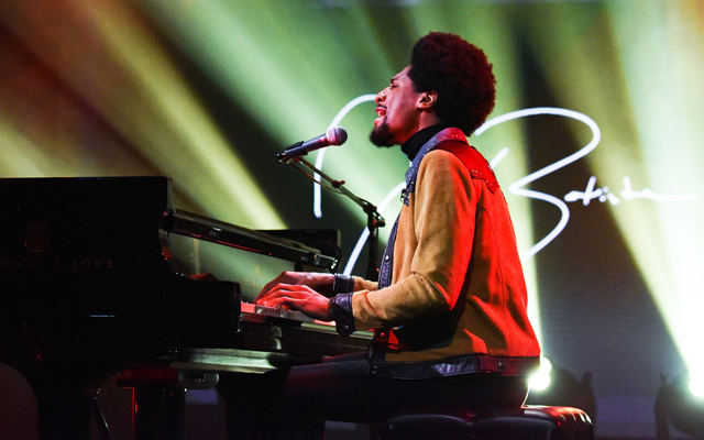 Jon Batiste: Hollywood Americans