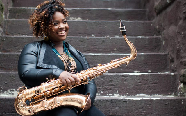 Camille Thurman: Waiting for the Sunrise