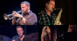 Ken Vandermark|Nate Wooley|Sylvie Courvoisier|Tom Rainey: Noise of Our Time