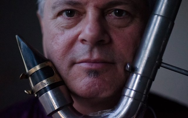Paul Austerlitz: Water Prayers for Bass Clarinet