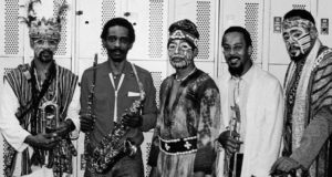 The Art Ensemble of Chicago: Black to the Future…