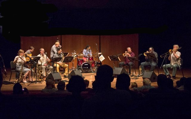 Geof Bradfield: Yes and... Music for Nine Improvisers