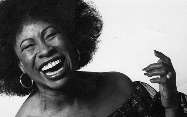 Betty Carter: The Music Never Stops