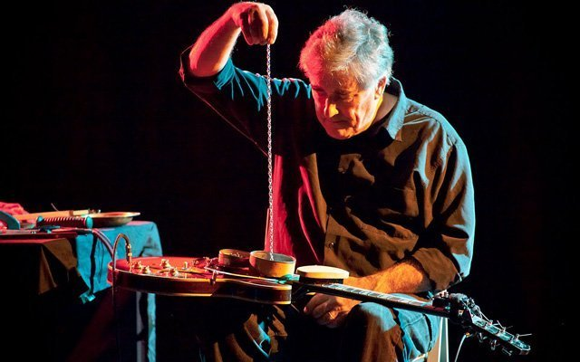 Fred Frith Live at the Stone: All is Always Now