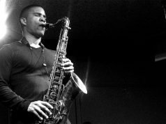 David Sánchez plays the Tenor Saxophone