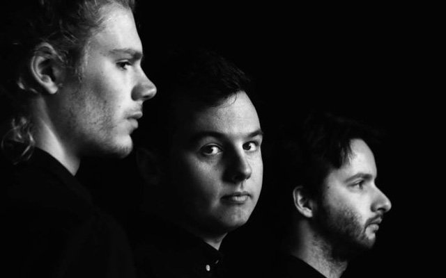 Lucan Dann Trio: Serious Music