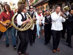 New Orleans: Alive with the Song of Jazz