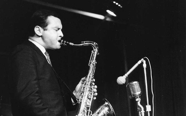 The Stan Getz Quartet: Getz at The Gate
