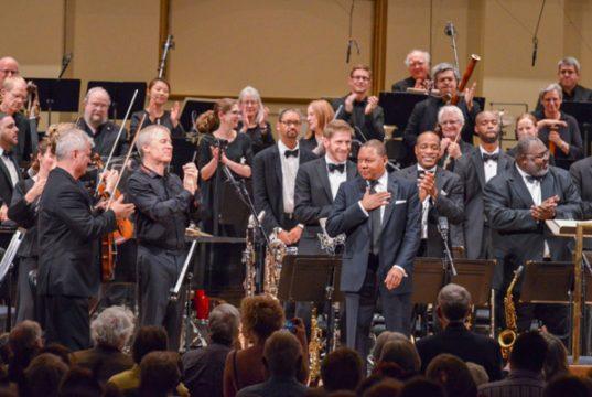 Wynton Marsalis' Swing Symphony