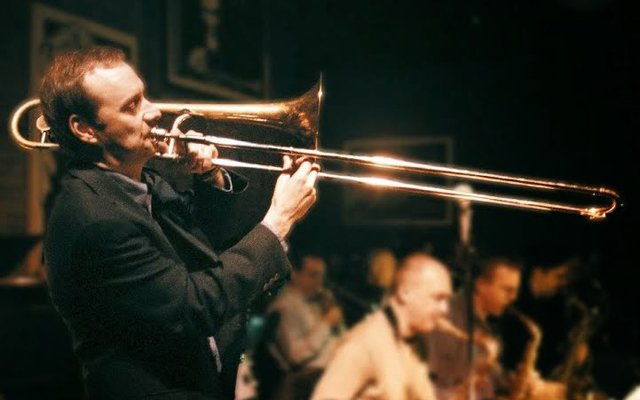 The Pete McGuinness Jazz Band: Along for the Ride