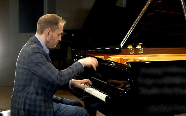 Jeremy Siskind: Piano in Motion