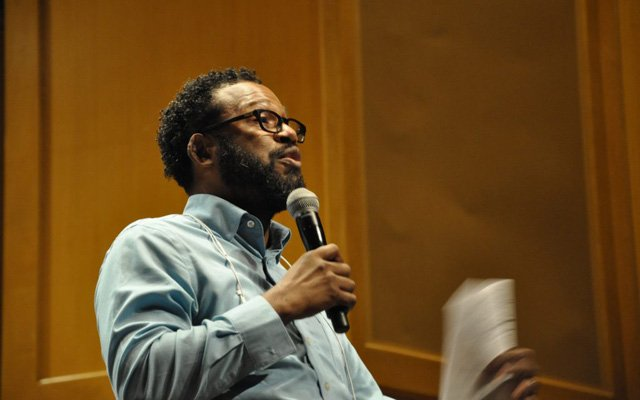 Mark Lomax II: Who has The Right to tell The Story?
