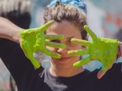 "Victoria Elena Ferreyra: ""With a paintbrush in your hand you can change the world."""