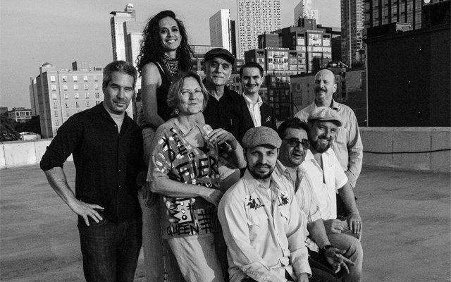 Samoa Wilson with the Bob Kweskin Band: I Just Want to be Horizontal