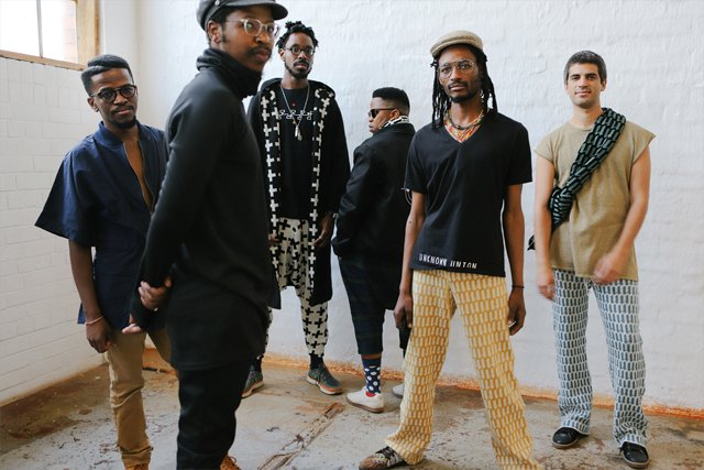 Shabaka & The Ancestors: We Were Sent Here By History