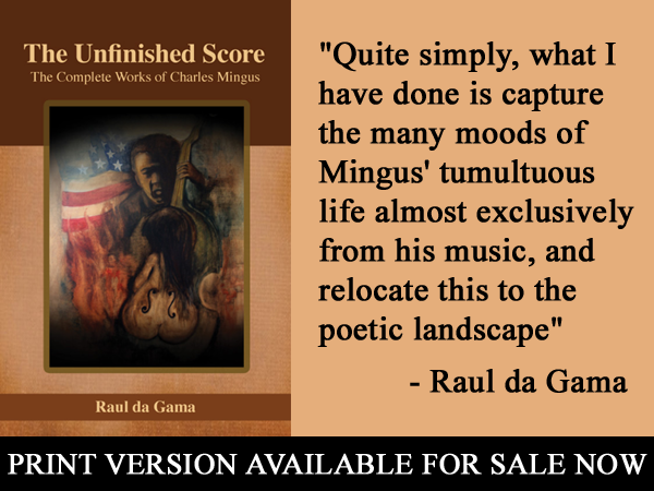 The Unfinished Score - Raul da Gama