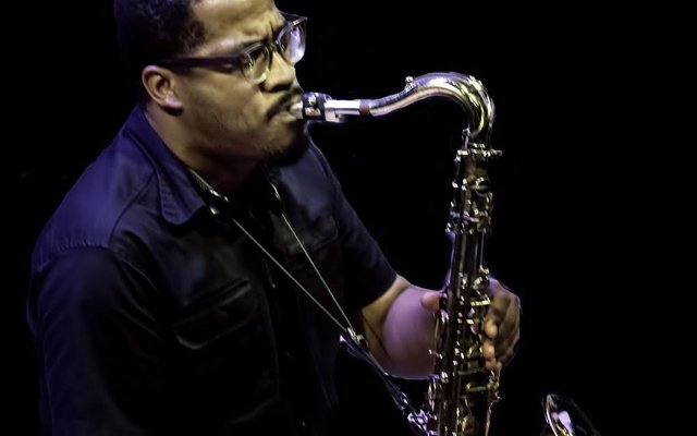 """James Brandon Lewis: """"I have a need to be creative, and the music enables that."""""""