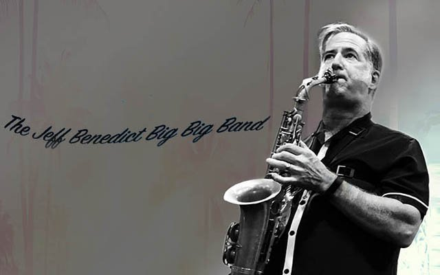 The Jeff Benedict Big Big Band: The Weather is Here, Wish You Were Beautiful